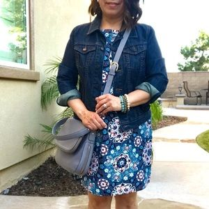 Talbots Denim Jacket